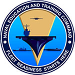 Naval Education and Training Command Seal