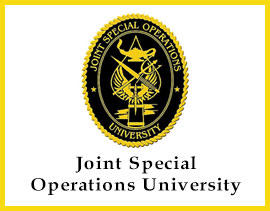 Download Joint Special Operations University (JSOU) Manuals